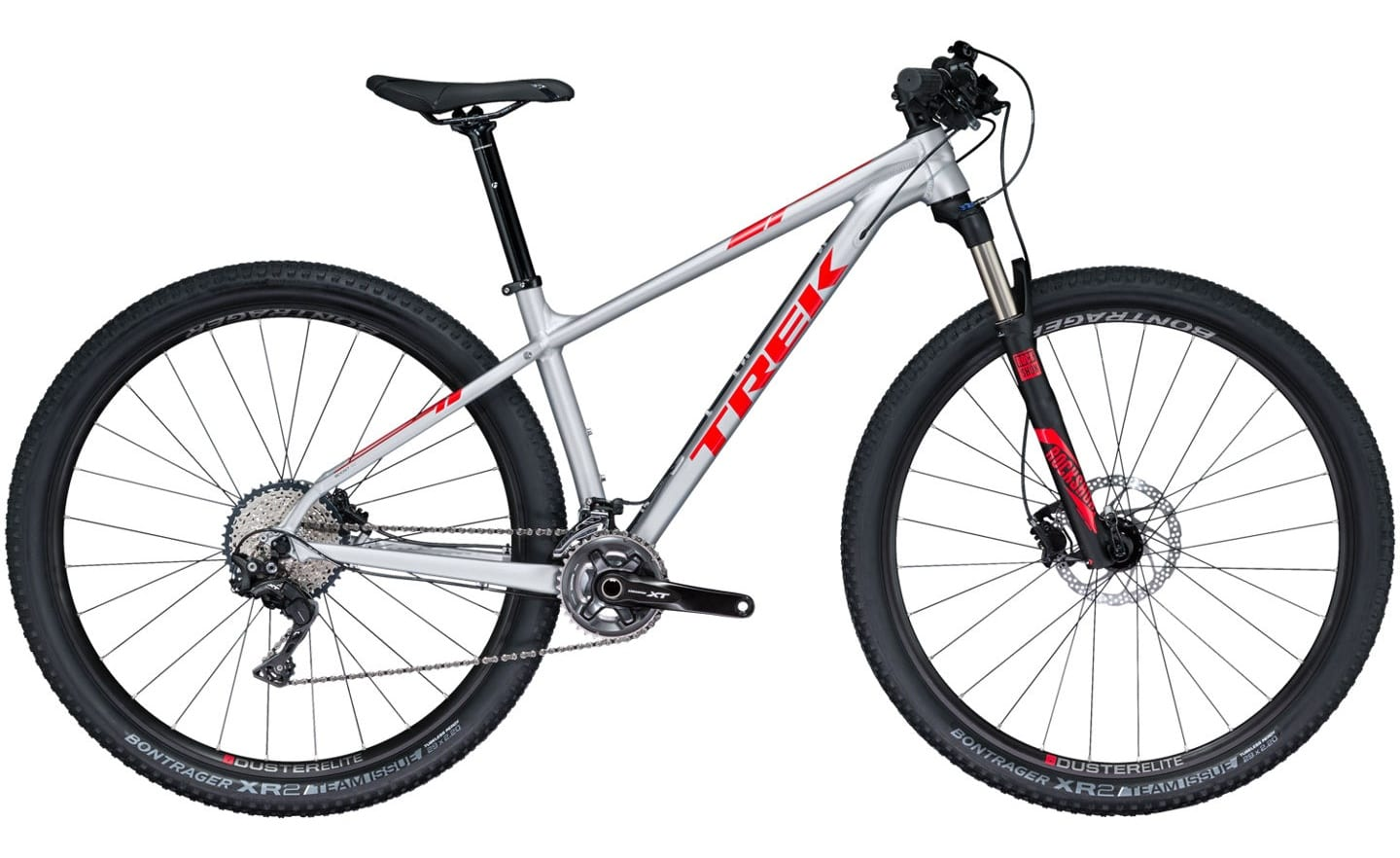 Trek X-Caliber 9 29 2018 | 21.5 Zoll | Matte Quicksilver