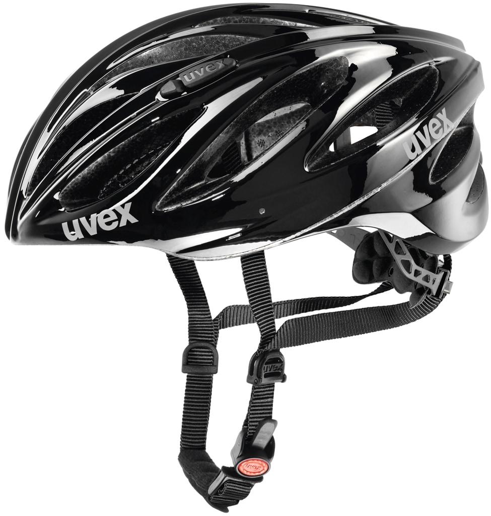 Uvex Boss Race | 52-56 cm | black