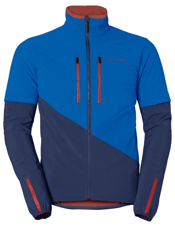 Vaude Primasoft Jacket Men   S   cobalt