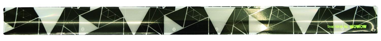 WOWOW Snap Wrap Urban Schnapparmband | weiß