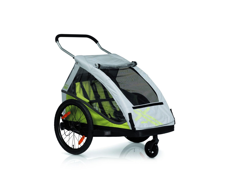xlc duo2 fahrrad kinder anh nger markenr der zubeh r. Black Bedroom Furniture Sets. Home Design Ideas