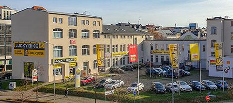 LUCKY BIKE Leipzig City