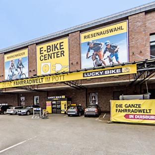 LUCKY BIKE Duisburg