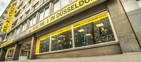 Lucky Bike Düsseldorf Schlembach