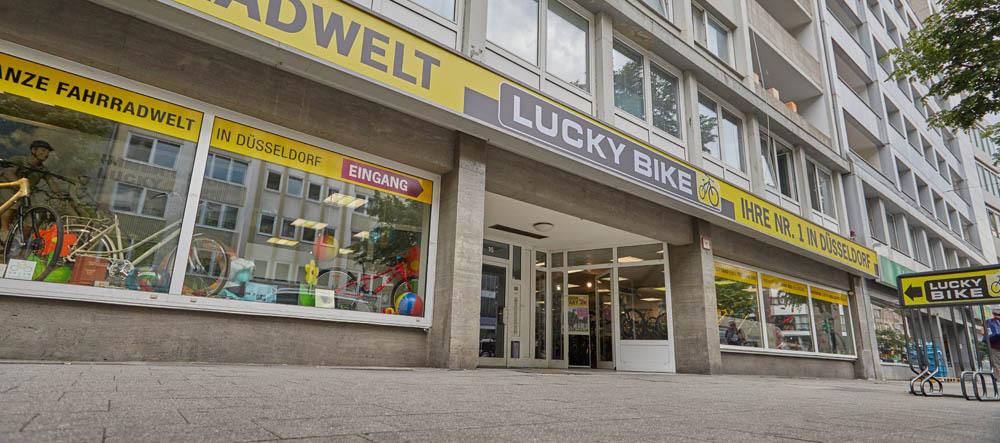 Lucky Bike Düsseldorf (Schlembach)