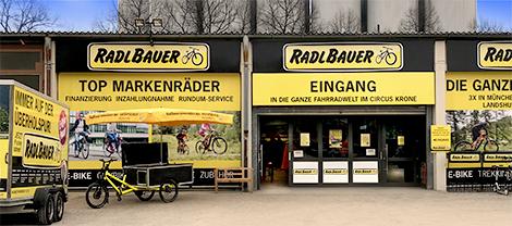 Radlbauer München Circus Krone