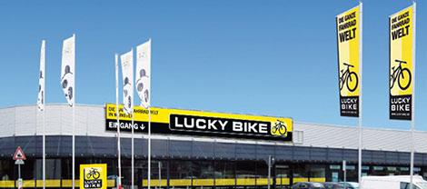 Lucky Bike Münster Süd