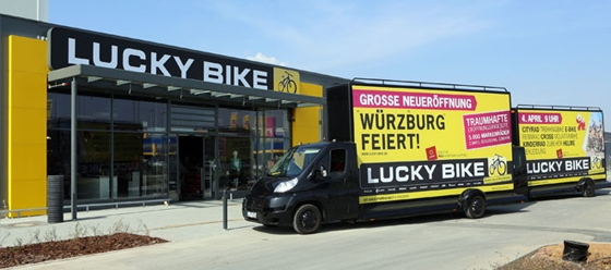 Lucky Bike World Würzburg