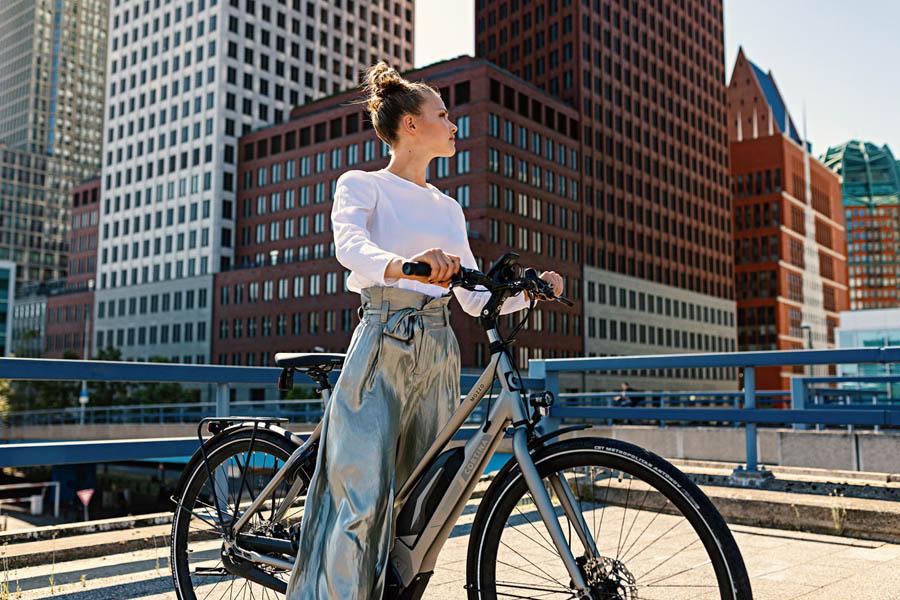 Cortina modische Fahrräder zu Top-Preisen online shoppen