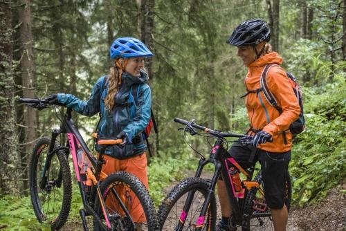 Fahrräder von Cube für Frauen der WS und WLS Serie online kaufen
