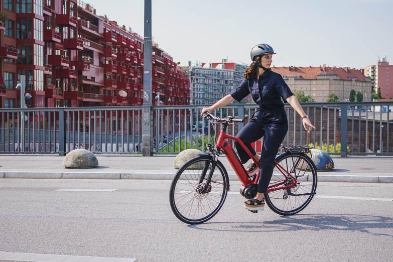 E-Trekkingrad bei Lucky Bike - Trekkingbikes mit elektrischem Motor von Kalkhoff günstig bei Lucky Bike im Online Shop kaufen