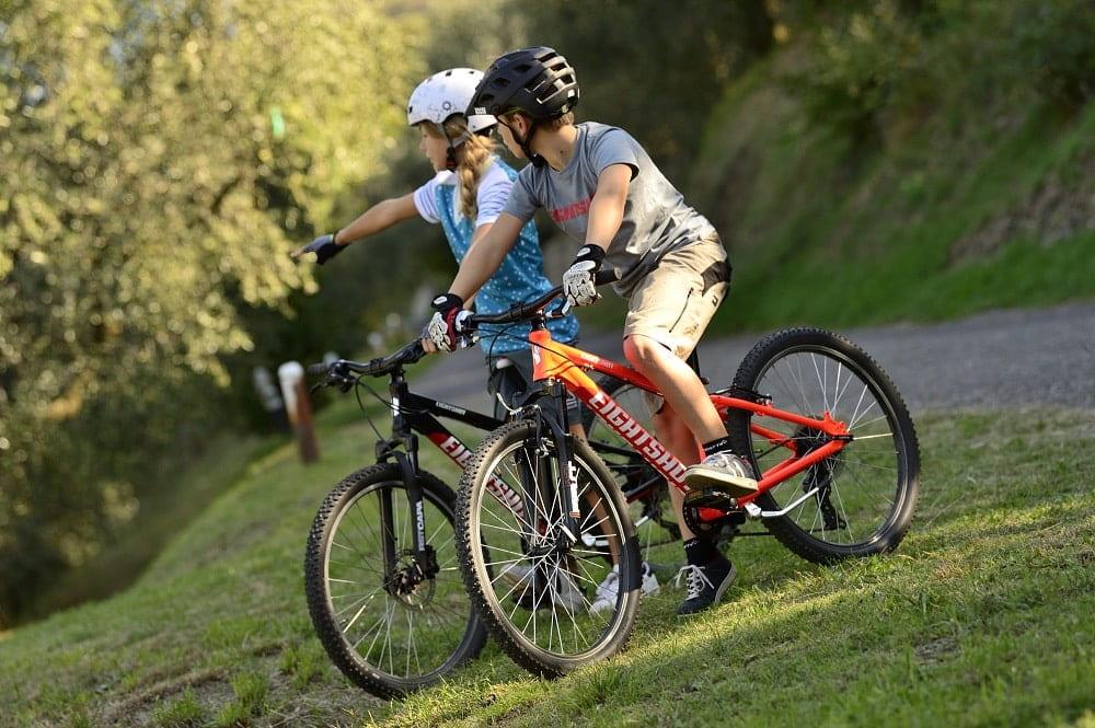 Eightshot Kinder Mountrainbikes bald bei Lucky Bike - Perfekt für Kinder und Jugendliche