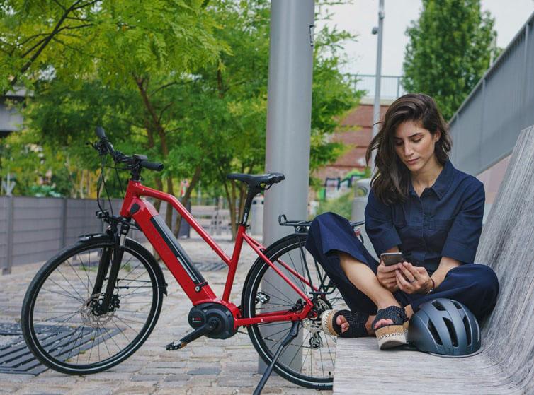 Elektrofahrräder bei Lucky Bike im Online-Shop kaufen - E-Bikes und Pedelecs u.a. E-Citybike und E-Trekkingbike von Kalkhoff