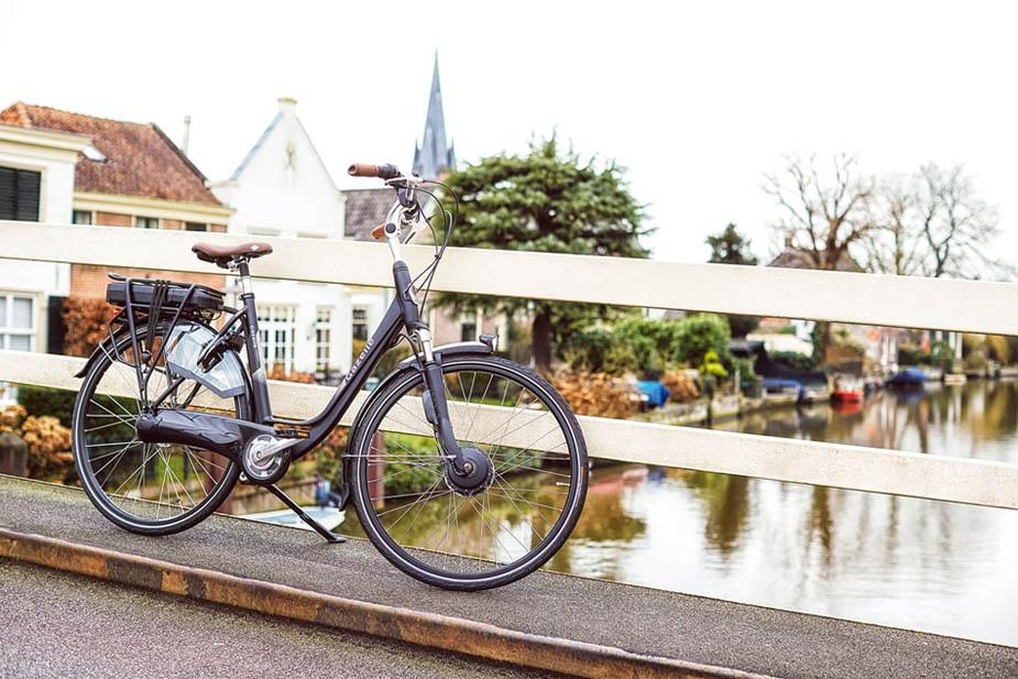 Elektrofahrräder bei Lucky Bike im Online-Shop kaufen - E-Bikes und Pedelecs u.a. E_Citybike von Gazelle