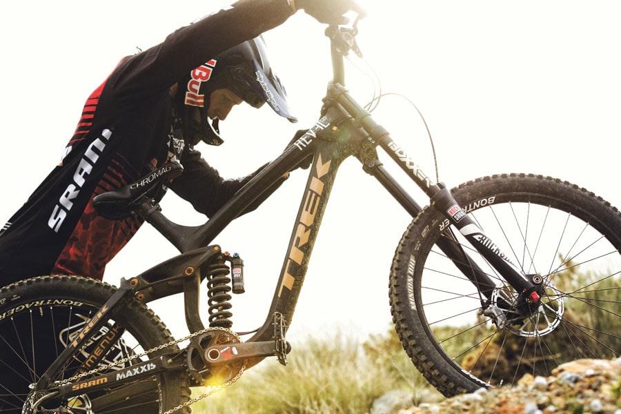 Mountainbikes und Fully-MTBs von Trek online kaufen