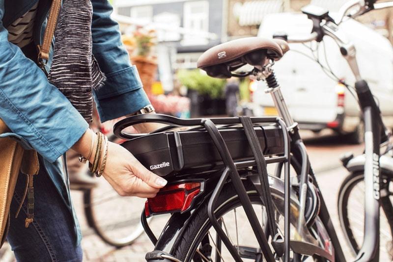 Entdecken Sie E-Bikes mit Bosch Power von Gazelle bei uns im Online-Shop.
