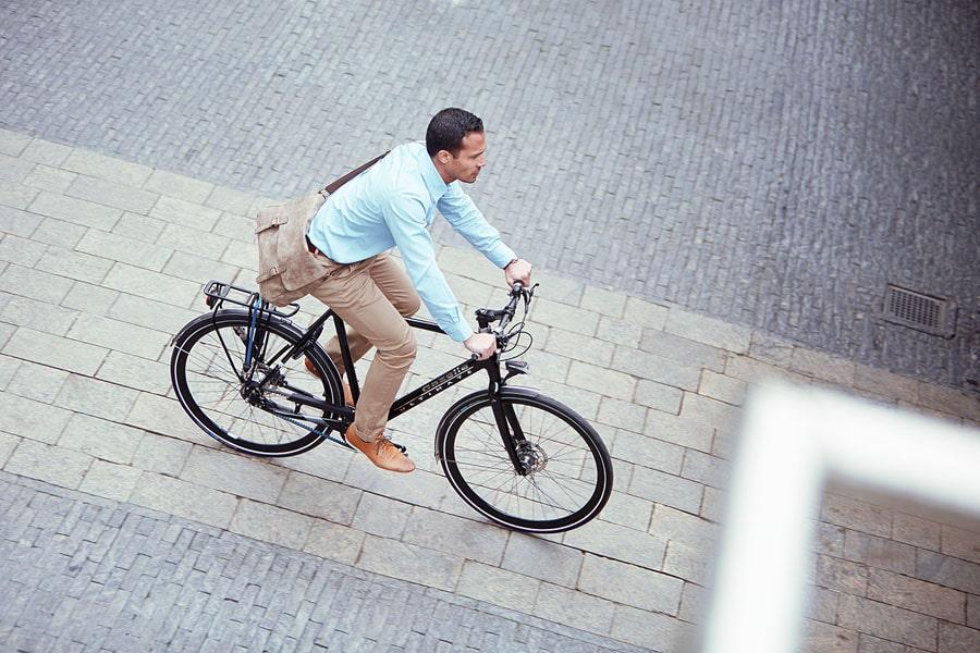Kaufen Sie Ihr Citybike von Gazelle und vielen anderen Top-Marken bei Lucky Bike und Radlbauer im Online-Shop