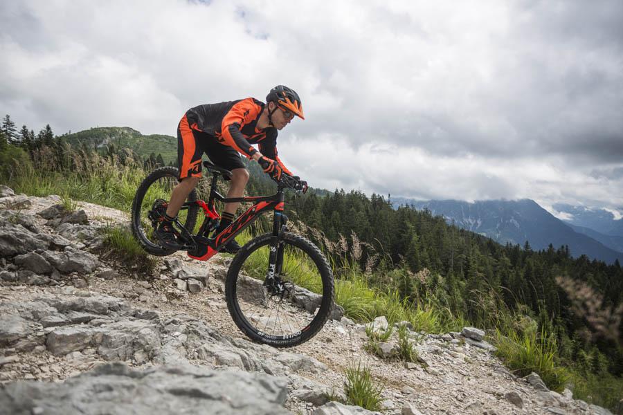 Kaufen Sie Ihr KTM E-MTB online bei Lucky Bike und Radlbauer