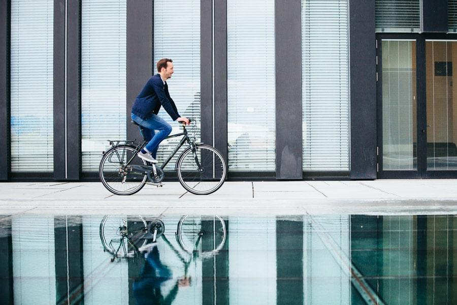 StVO konformes Trekkingrad - Trekkingräder bei Lucky Bike im Online Shop - Cube KTM Kalkhoff Maxim Focus Axess
