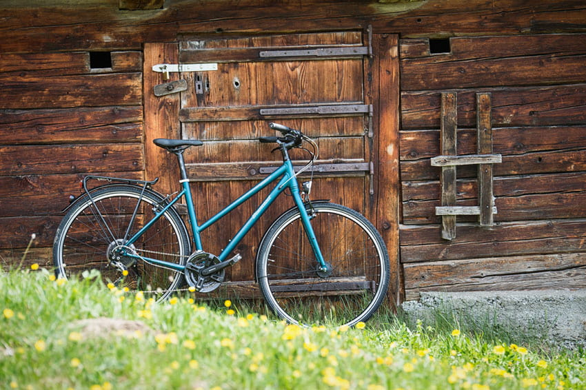 Trekkingrad - Trekkingräder bei Lucky Bike im Online Shop kaufen - Cube KTM Kalkhoff Trek Focus Axess
